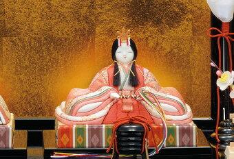 雛人形No.307-157H-33木目込み木村一秀作桃山雛180号親王飾り送料無料初節句お祝いおひなさまひな人形