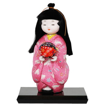 木目込み童人形