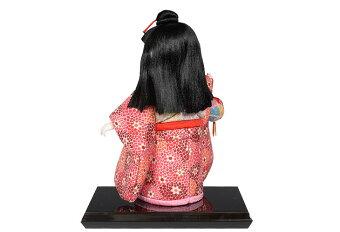 木目込み人形No.1039-A【童女】完成品