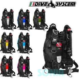 DiveSystem(ダイブシステム) FL1704 Key12(キー・ジュウニ) BC ダイビング キー12