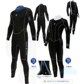 AQUALUNG(アクアラング) 5.5mm Pleasant Wet Suits プレザント・ウェットスーツ2019(手足首ファスナー付き) 02P03Dec16