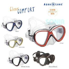 AQUALUNG technisub(アクアラング テクニサブ) 122 リヴィールX2マスク(2眼タイプ) Reveal Mask