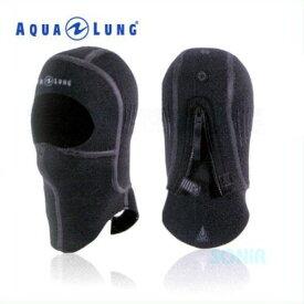 【送料無料】AQUALUNG(アクアラング) ヒートフード(ファスナータイプ) Heat Zippored Hood