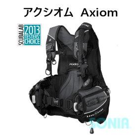 【送料無料】AQUALUNG(アクアラング) 313400〜313405 アクシオム Axiom BC ダイビング BCD ジャケット
