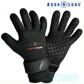 AQUALUNG(アクアラング) 574 3mmサーモグローブ Themo Cline Gloves ダイビング 冬用 防寒 手袋 あったか