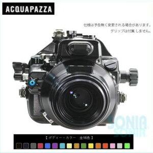 ACQUAPAZZA(アクアパッツァ) 【APSO-A72】 SONY デジタル一眼カメラ ILCE-α7II/α7RII/α7SII用 水中ハウジング