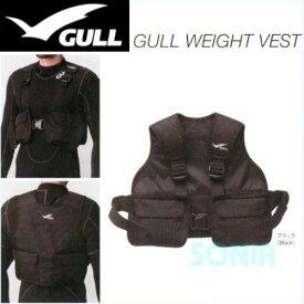GULL(ガル) GG-4615 ウエイトベスト WEIGHT VEST