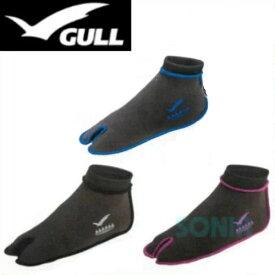 GULL(ガル) 【GA-5640】 フィンソックス UNISEX FIN SOCKS(男女兼用)