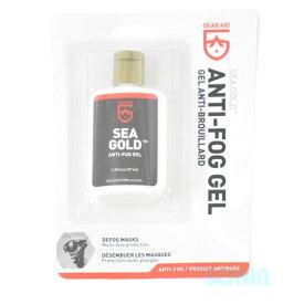 SONIA/McNETT/GEAR AID(ソニア/マクネット/ギアエイド) 【FL2900】 2573 くもり止め 曇り止め シーゴールド 37ml Sea Gold