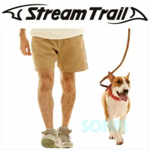 Stream Trail(ストリームトレイル) SGN1160 シグネチャー ドッグリーシュ Signature Dog Leash