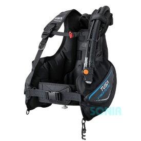 TUSA(ツサ)BC0602B クレストライン B.C.ジャケット CRESTLINE BCD ダイビング BCジャケット
