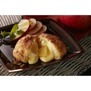 八天堂 プレミアムフローズンくりーむパン・デニッシュリンゴ 12個詰合せ クリームパン