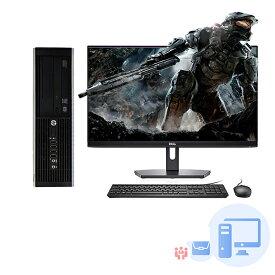 【中古美品】【NVIDIA GTX1050Ti / Core i5 搭載】【Office搭載】ゲーミング デスクトップパソコン Compaq 6300/ 搭載/ Windows10搭載/第三世代Core i5/新品メモリー:8GB/新品SSD:120GB+内蔵HDD250GB/ 無線LAN /片手ゲーミングキーボード+マウス選択可能/WPS office付き