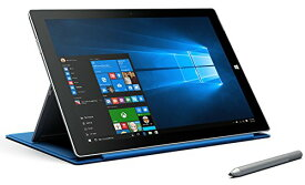 ★中古美品★【Windows10搭載】【Office搭載】マイクロソフト Surface Pro 3 在宅勤務・Zoom・カメラ付き 12.3型 液晶 タブレット PC ( Core i5 / 128GB / 4GB RAM 中古タイプカバー 選択可能 ) 単体モデル MQ2-00017