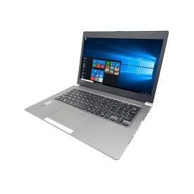 【中古】【Microsoft Office 2019搭載】【Win 10搭載】TOSHIBA PR634シリーズ/第四世代Core i5-4200U 1.6GHz/メモリー:4GB/SSD:128GB/13インチ/HDMI/USB 3.0/無線搭載/軽量薄型中古ノートパソコン/(中古マウス付き) (新品外付けDVD)選択可能