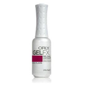ORLY GEL FX 30076 (9ml) 【オーリー】Red Flare(ジェルネイルラッカー)