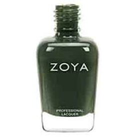 ZOYA ゾーヤ カシミア&サテン ZP695 (15ml)【(ZOYA) CASHMERES&SATINS】 Hunter