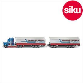 <ボーネルンド> Siku(ジク)社輸入ミニカー1806 長距離トラック 1/87