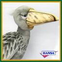 HANSA ハンサ ぬいぐるみ7243 ハシビロコウ 59 SHOEBILL BIRD