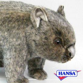 HANSA ハンサ ぬいぐるみ3248 ウォンバット WOMBAT
