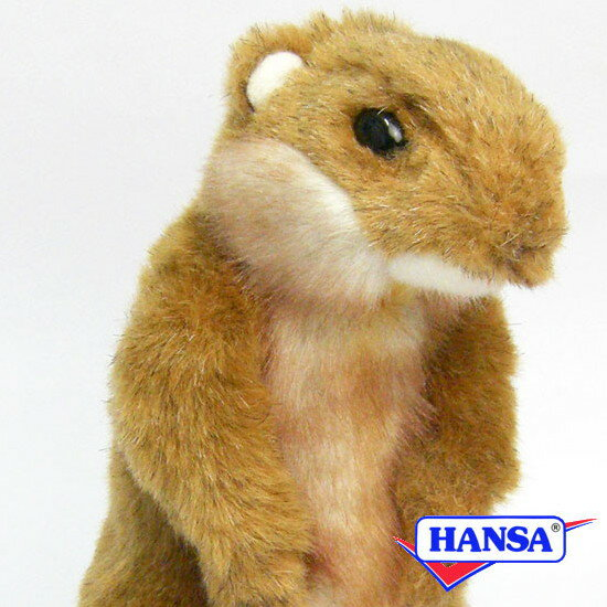 HANSA ハンサ ぬいぐるみ3683 プレーリードッグ PRAIRIE DOG