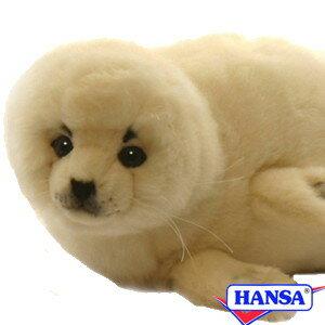 HANSA ハンサ ぬいぐるみ5653 アザラシ SEAL