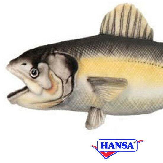 HANSA ハンサ ぬいぐるみ6052 シーバス SEA BASS