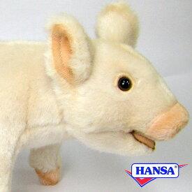 HANSA ハンサ ぬいぐるみ6455 ブタ PIG STANDING