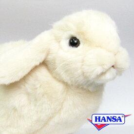 HANSA ハンサ ぬいぐるみ7024 ロップイヤーラビット LOP EAR BUNNY