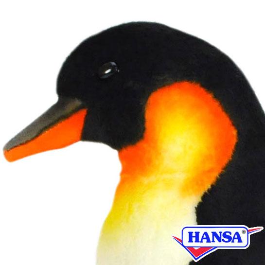 HANSA ハンサ ぬいぐるみ7087 皇帝ペンギン EMPEROR PENGUIN
