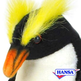 HANSA ハンサ ぬいぐるみ7119 スネア−ズペンギン PENGUIN