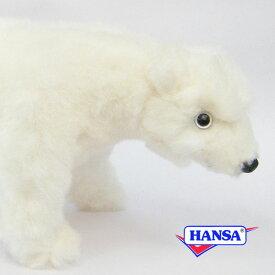 HANSA ハンサ ぬいぐるみ4768 ホッキョクグマ POLAR BEAR