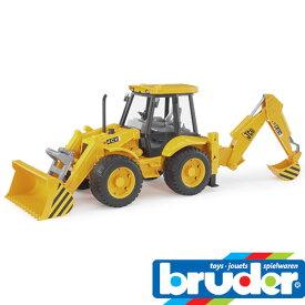 Bruder(ブルーダー)社 ProSeries(プロシリーズ) 02428 JCB 4CX バックホーローダー