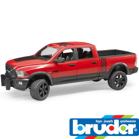 Bruder(ブルーダー)社 ProSeries(プロシリーズ) 02500 Ram パワーワゴン