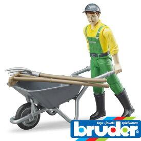 Bruder(ブルーダー)社 ProSeries(プロシリーズ) 62610 農業作業員