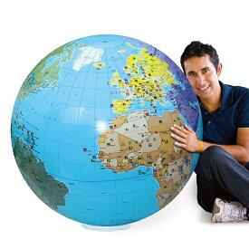 <ボーネルンド> プラネットボール 国旗で見る世界 85cm 地球儀のおもちゃ