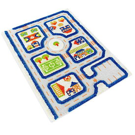 <ボーネルンド> 3Dプレイカーペット マイタウン S