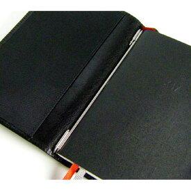 X47 ドイツ製 システム手帳 A6タイマー ブラック本革スリムライン ガウチョA6 Timer 261Slimline