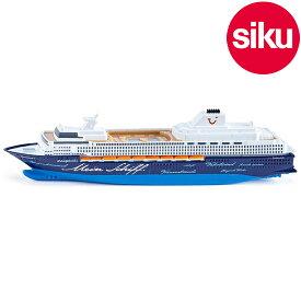 <ボーネルンド> Siku(ジク)社輸入ミニカー1726 クルーズ客船 Mein Schiff 1