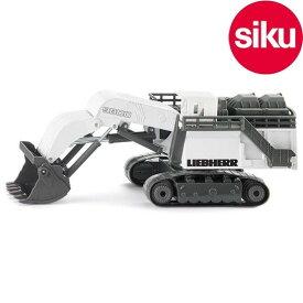 <ボーネルンド> Siku(ジク)社輸入ミニカー1798 リープヘル R9800 マイニングショベル 1/87