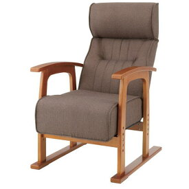 【送料無料】【リクライニング機能付】キング高座椅子(レバー式リクライニング) スチール 14段階リクライニング(手元レバー式) W61×D60〜120×H75×SH15(cm) [東谷] THC-101GY/OR/GR チェアー インテリア家具【smtb-tk】