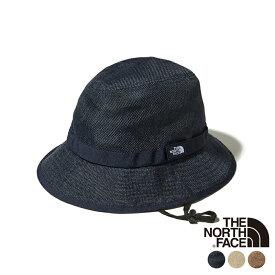 [正規取扱品] 【THE NORTH FACE】2020春夏 ザ・ノースフェイス Kids' HIKE Hat ハイクハット(キッズ) NNJ01820 子供用 男の子 女の子 麦わら帽子 ハット 日除け ベージュ ナチュラル ブルー