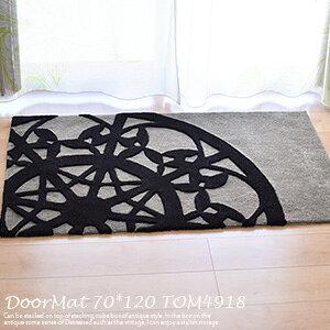 玄関マット TOM4918 70cm×120...