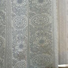 [オーダーカーテン] 【フィンレイソン】 遮光カーテン タイミ BA7706-95/BA7706-65 花柄 モダン オーダーカーテン 北欧 一人暮らし カーテン ウォッシャブル カーテン 北欧 遮光
