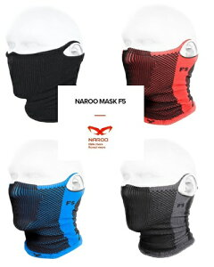 Naroo Mask F5 スポーツ用フェ...