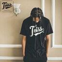 【TOISS】トイスオリジナルロゴTシャツ|ブラック ネイマールブランド