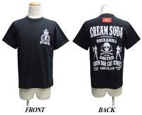 CREAMSODAクリームソーダCSUNITEDTシャツPD16T-04