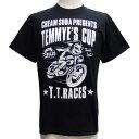 CREAMSODAクリームソーダ TE TEMMYE'S CUP TシャツTE16T-01