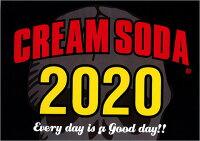 CREAMSODAクリームソーダCS2020年カレンダーPD19GS-21