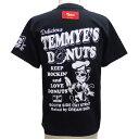 CREAMSODAクリームソーダ TE TEMMYE'S DONUTS TシャツTE19T-04
